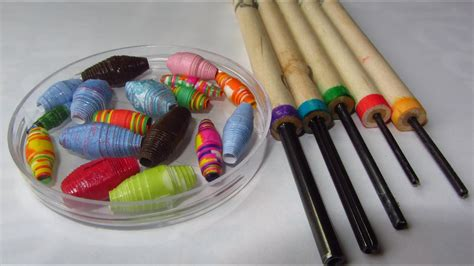paper beads  paper bead rollers craft