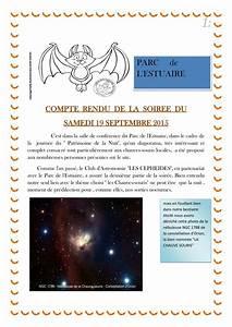 Observation au Parc de L'Estuaire CLUB D'ASTRONOMIE DE ROYAN LES CEPHEIDES