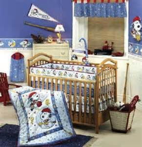 Snoopy Crib Bedding Set by Snoopy Baby Shower Decorations Best Baby Decoration