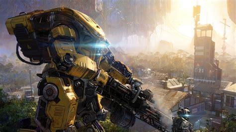 Titanfall 2 Legion Wallpaper Titanfall 2 The War Games Free Dlc Available Now Gt Gamersbook