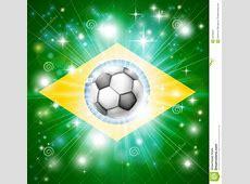 Brazil soccer flag stock vector Image of nation, pentagon