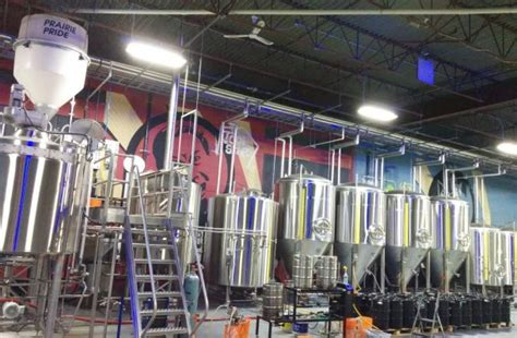 Tool Shed Brewery by Eat This Town Calgary S Breweries Bars