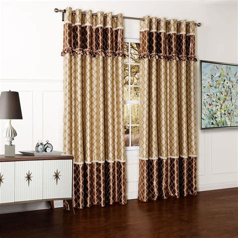 grommet drapery top quality grommet top pretty custom curtain beddinginn