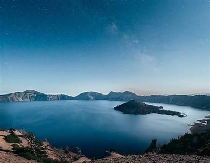 Crater Lake Raise Wallpapers 4k Desktop Phone