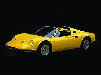 Dino Ferrari 246 Gts 1972 1974 Cars