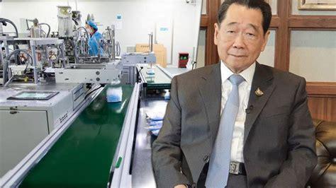 เจ้าสัวธนินท์ ควัก 100 ล้าน สร้างโรงงานหน้ากากแจกฟรี หมอ พยาบาล ปชช.