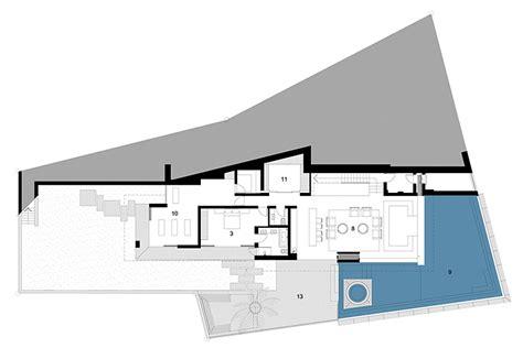 open floor plan house saota st 10 residence cape town