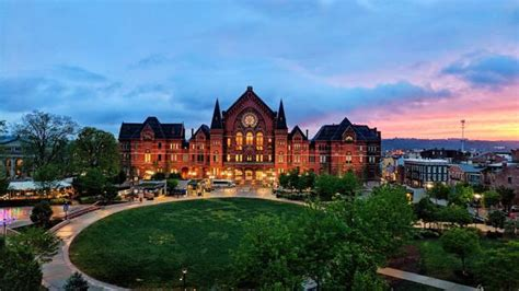 Music hall, commonly known as cincinnati music hall, is a classical music performance hall in cincinnati, ohio, completed in 1878. Music Hall in Cincinnati OH - Photorator