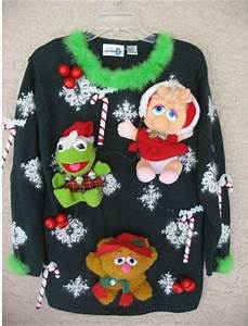 Muppets Ugly Holiday Sweater Needing ideas for a FUN Ugly