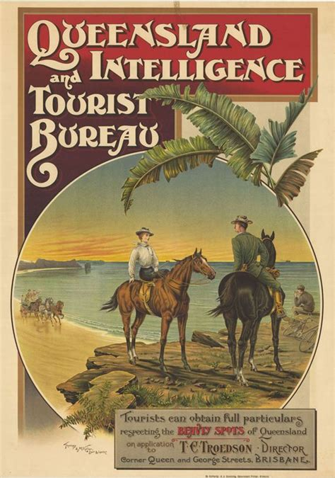 au bureau tours 37 best images about vintage queensland on