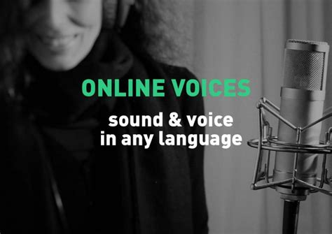 The New Online Voices Website Is Ready!