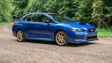 The 2018 Subaru Wrx Sti Type Ra Faces Off Against Its