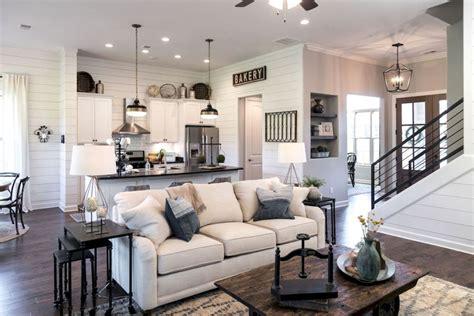 54 cozy modern farmhouse living room decor ideas