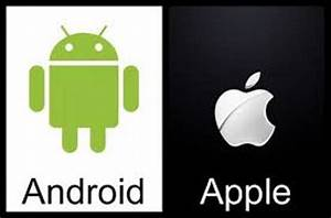 Comparison Between Android Vs Iphone