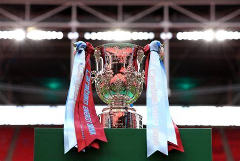 Carabao Cup Semi Final Draw Date : Efl Cup Draw 2019 20 ...
