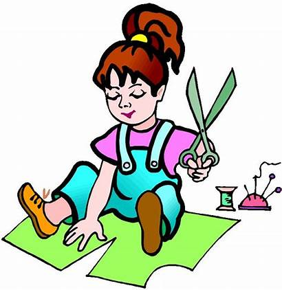 Clipart Making Crafts Craft Library Cliparts Clip