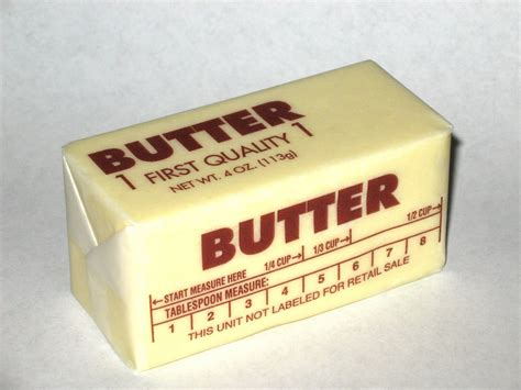 one stick of butter butter food industry news