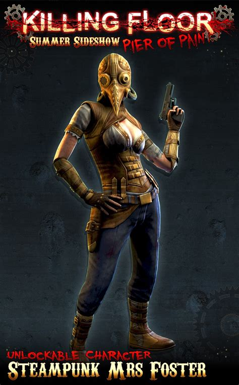 Killing Floor Unlock Ports some killing floor model ports gamebanana gt requests