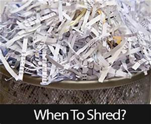 when should you shred your financial documents real With document shredding omaha