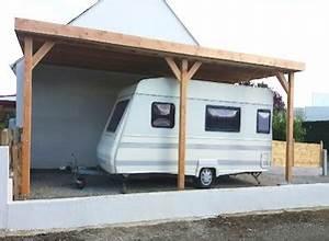 Abri Camping Car Bois : abri camping car bois adoss auvent pour votre van de ~ Dailycaller-alerts.com Idées de Décoration