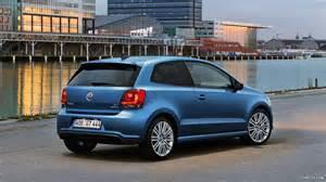 2018 Volkswagen Polo Bluegt Rear Hd Wallpaper 18