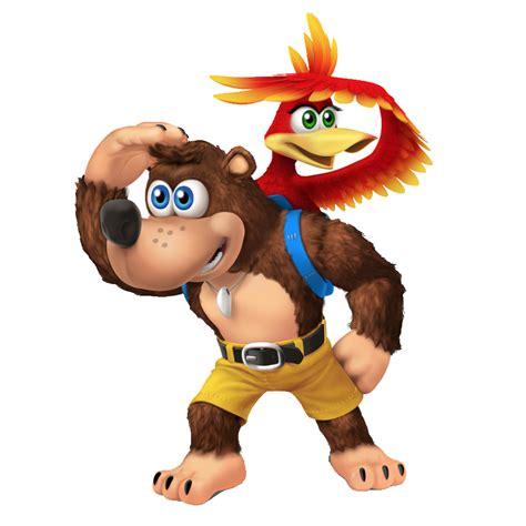 Banjo And Kazooie Smash V Fantendo Nintendo Fanon Wiki