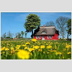 Kleines Häuschen Foto & Bild  Landschaft, Äcker, Felder