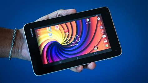 Toshiba Excite Go Review A Cheap Tablet That Sacrifices