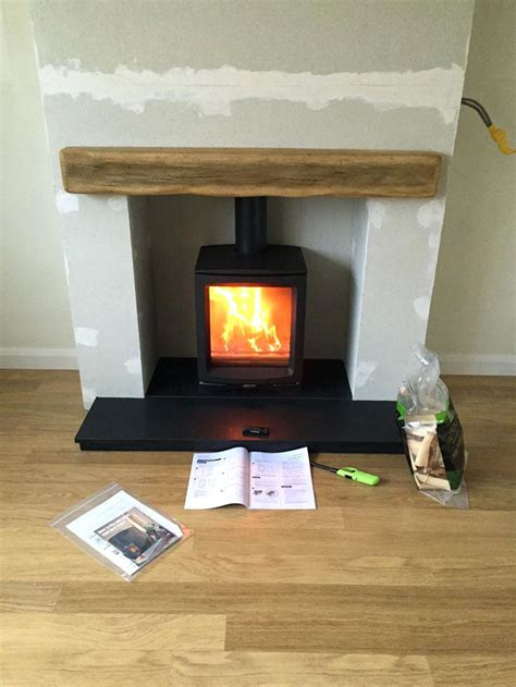 Log Burner Fireplace Wood Burner Surrounds Uk Instoresinfo