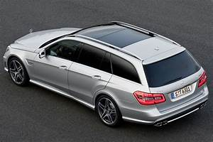 Side Scoops By Air Design Mercedes Benz E63 Amg Wagon Black Series Edition Imagined