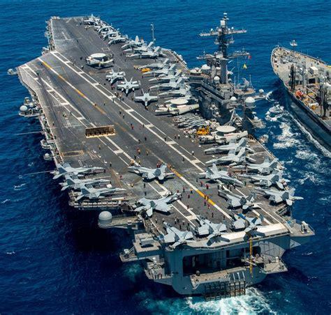 Portaerei Nimitz uss carl vinson cvn 70 nimitz class aircraft carrier us