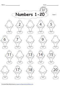 number sense  operations images worksheets