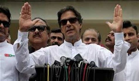 BJP 'whipping up war hysteria', no F-16 downed: Imran Khan ...