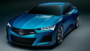 Acura Type S Concept Debuts As Sporty Vision Of Four
