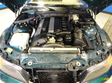 1999 Bmw Z3 2.8 Roadster 2.8 Liter Dohc 24-valve Inline 6