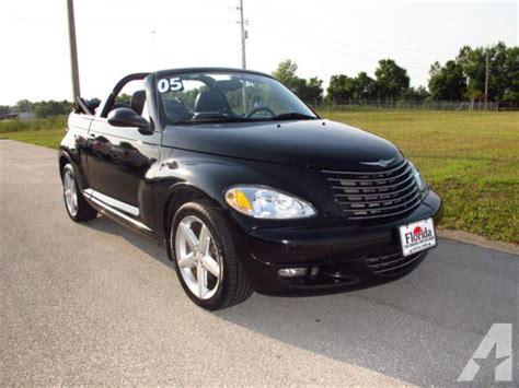 2005 Chrysler Pt Cruiser Gt by 2005 Chrysler Pt Cruiser Gt For Sale In Bartow Florida