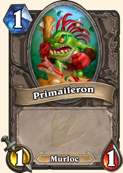 Hearthstone Deck Ungoro by Totem Primaileron Carte Hearthstone Hearthstone Decks