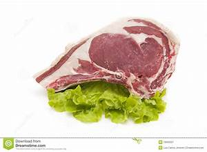 Veal Chop Stock Image - Image: 19050221