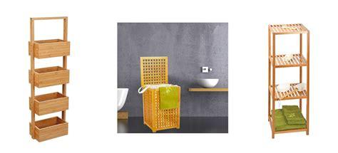 echelle bambou salle de bain casa chaios