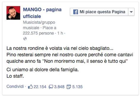 D Estate Mango Testo by La Morte Di Mango Il Post