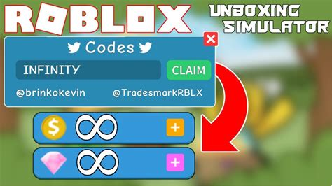 twitter unboxing simulator codes strucidcodescom