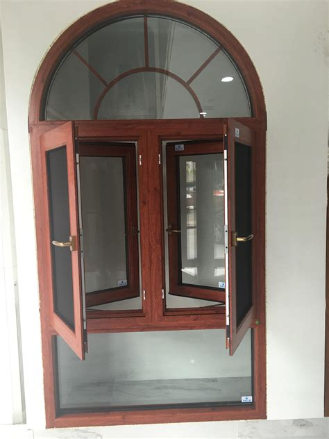 high quality arched french casement window  grill design buy windowaluminum window