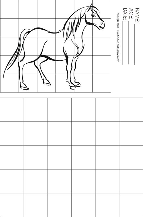 Grid Enlargement Drawing Practice Worksheets Worksheets For All  Download And Share Worksheets