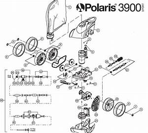 Polaris 3900 Sport Parts Diagram