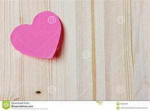 valentines day card with sticky note in the shape of a With letter shaped sticky notes