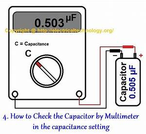 How To Check A Dc Motor With A Multimeter