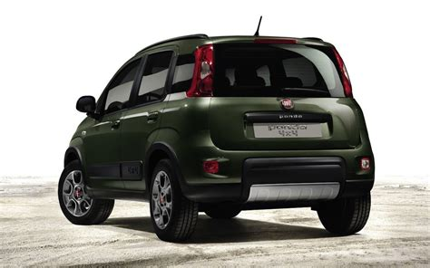 New Fiat Suv by Fiat Panda 4x4 New Mini Suv Target For Australia Photos