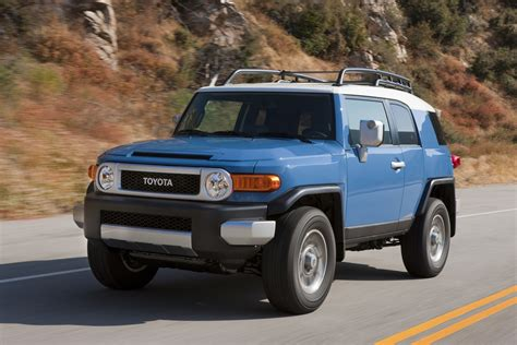 toyota american models new and used toyota fj cruiser prices photos reviews