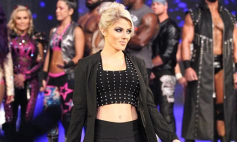 Alexa Bliss Comments Being Away From Wwe Ring