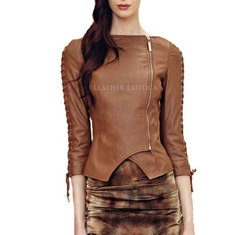 designer leather jackets designer lambskin leather jacket for